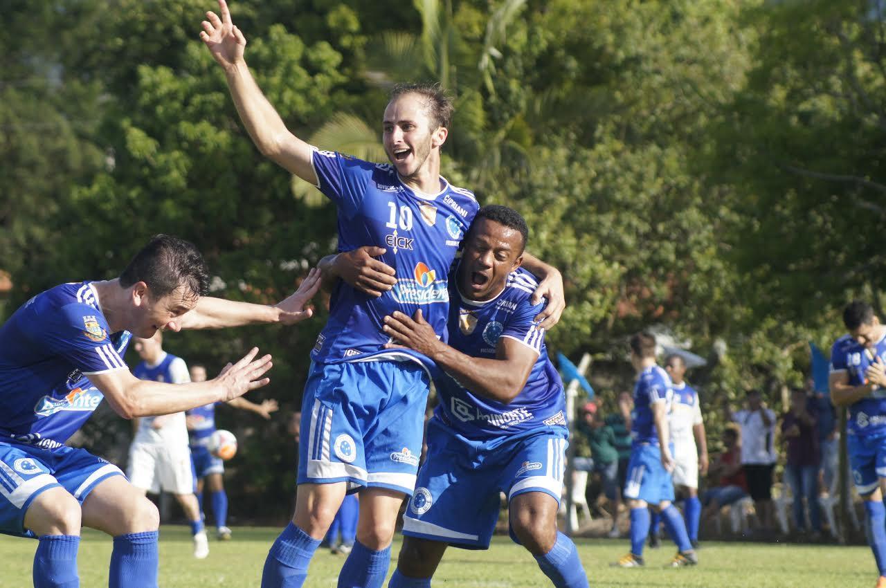 Liga Riosulense: Empate garante tetra ao Cruzeiro