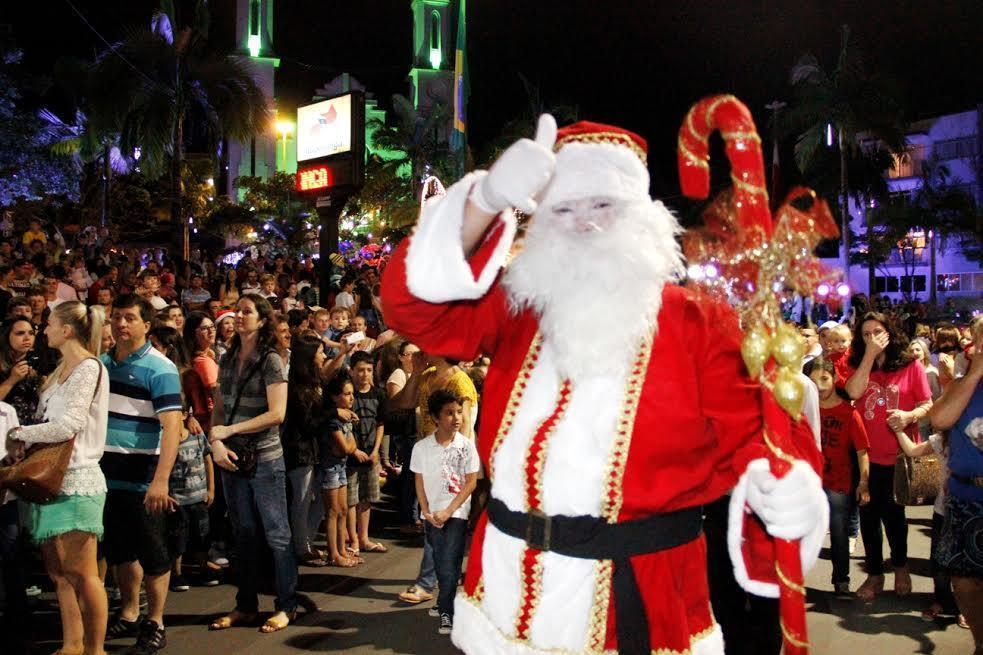 Luzes, decoração e desfile vão marcar a abertura do Natal Mágico de Ituporanga neste domingo
