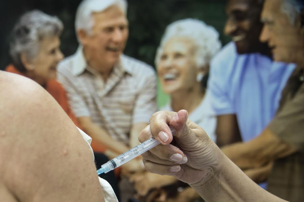 Mais de 1.500 pessoas fazem parte dos grupos prioritários de  vacinação contra influenza em Petrolândia