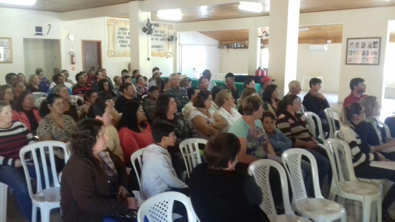 Mais de 100 pessoas participam de Conferência Municipal de Assistência Social em Petrolândia
