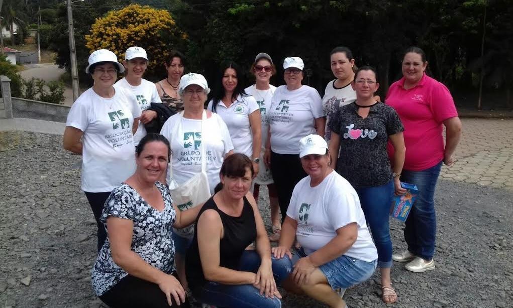 Mais de 2,7 mil foram arrecadados em Chapadão do Lageado com Pedágio Solidário em prol da UTI do Hospital Bom Jesus