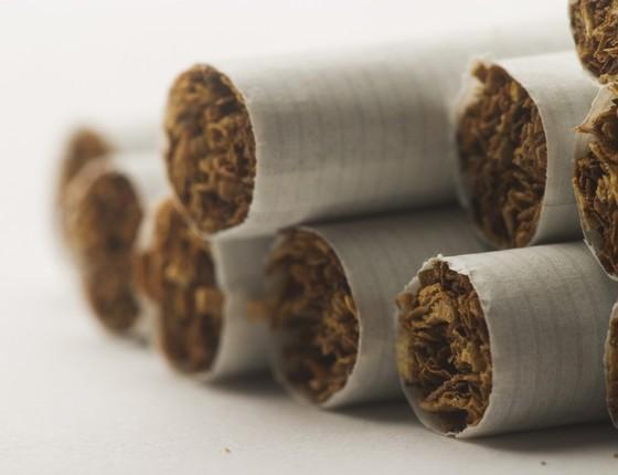 Mais de 45% do cigarro consumido no Brasil é contrabandeado