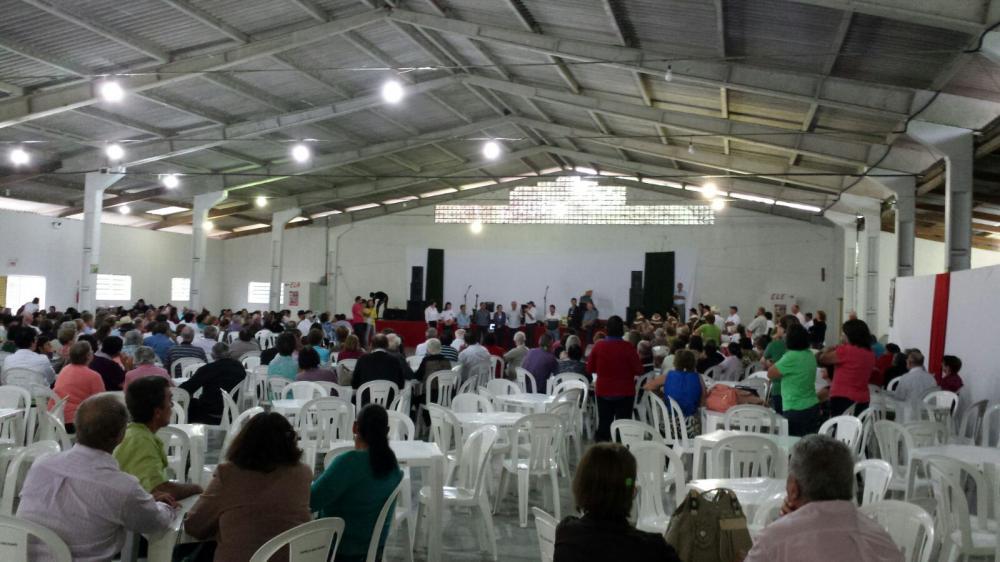 Mais de 800 idosos participam de encontro da terceira idade em Ituporanga