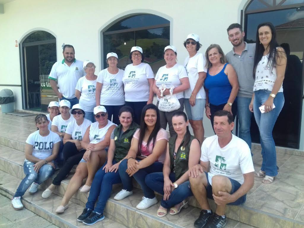Mais de R$ 3,5 mil foram arrecadados em Leoberto Leal com o Pedágio Solidário