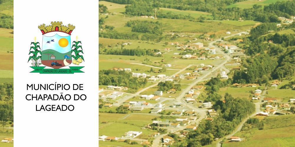Medições são feitas em terreno que vai abrigar Parque de Eventos de Chapadão do Lageado