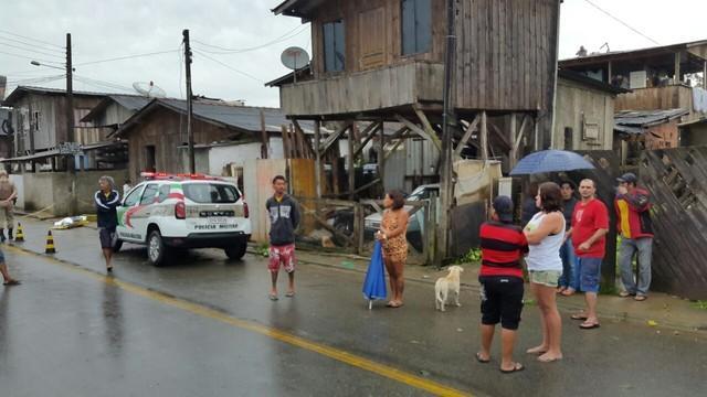 Ministério da Integração reconhece decreto de emergência de Vidal Ramos e mais 6 cidades de SC