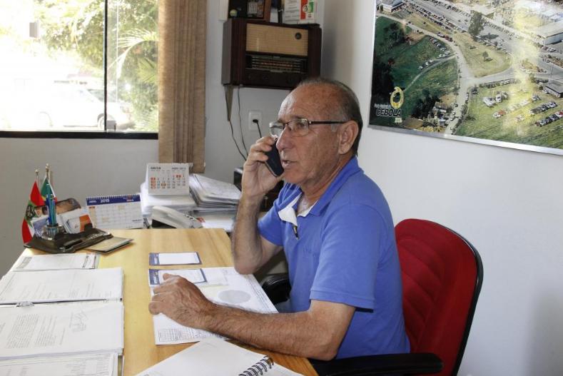 Ministro concede liminar e Gervásio Maciel será reconduzido ao cargo de vice-prefeito de Ituporanga