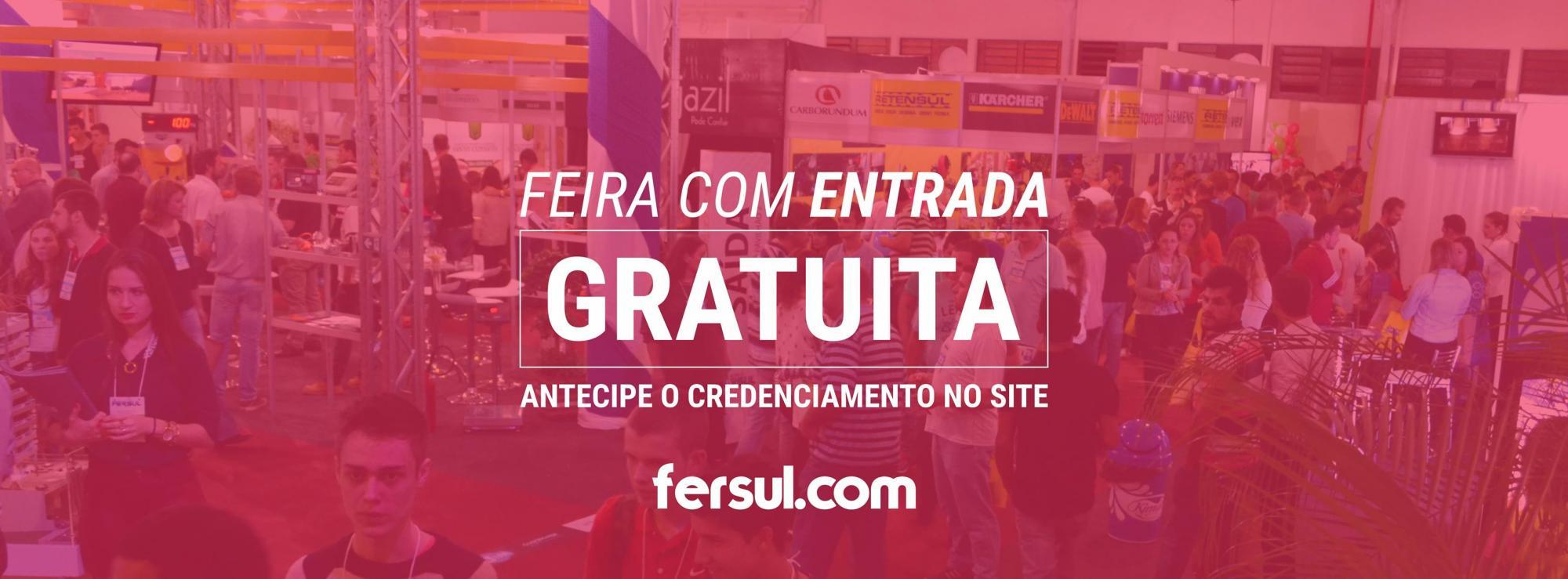Montagem de stands para a 11ª FERSUL já iniciou em Rio do Sul