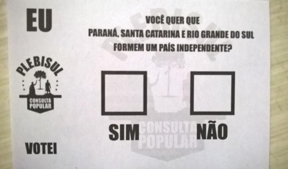 """Moradores da Região da Cebola poderão votar no sábado na consulta pública do Movimento """"O Sul é o Meu País"""""""