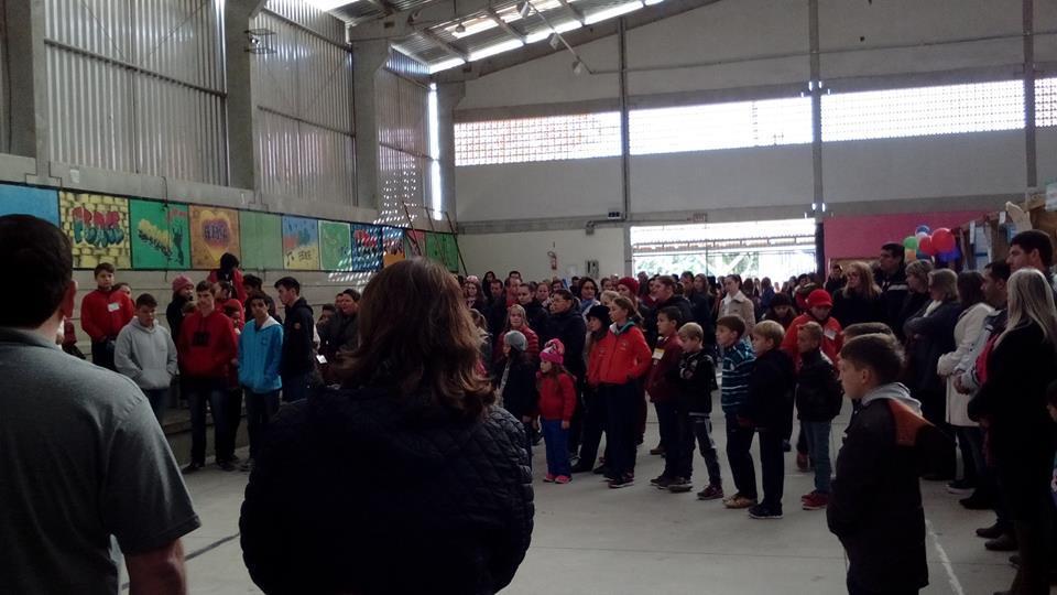 Mostra Multidisciplinar reuniu cerca de 150 alunos, em Petrolândia