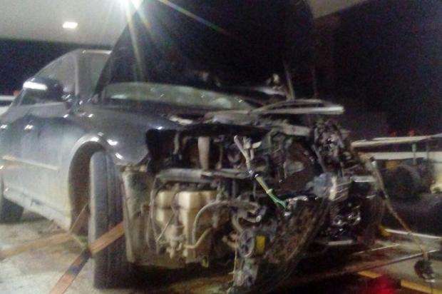 Motorista morre em acidente envolvendo três veículos na BR-470