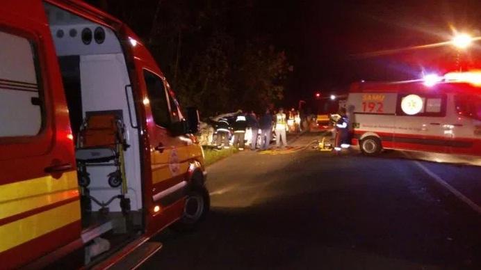 Motorista morre em acidente na BR-470, em Agronômica