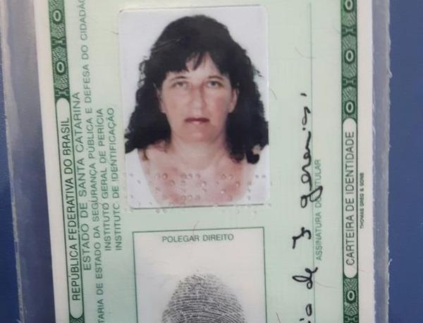 Mulher que foi a baile em Pouso Redondo é encontrada morta na SC 114 em Otacílio Costa