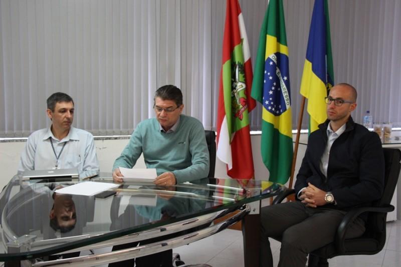 Município de Rio do Sul apresenta Plano de Ajuste Orçamentário