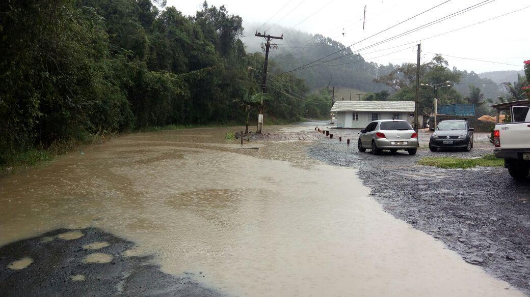 Municípios da Região da Cebola registram problemas nas estradas por conta das chuvas