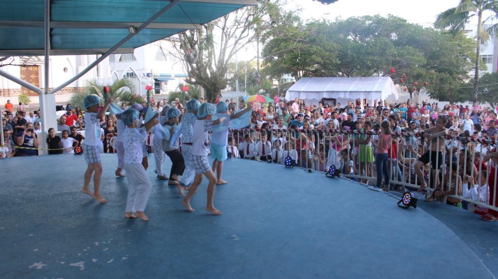 Natal Show de Ituporanga continua neste domingo, 3