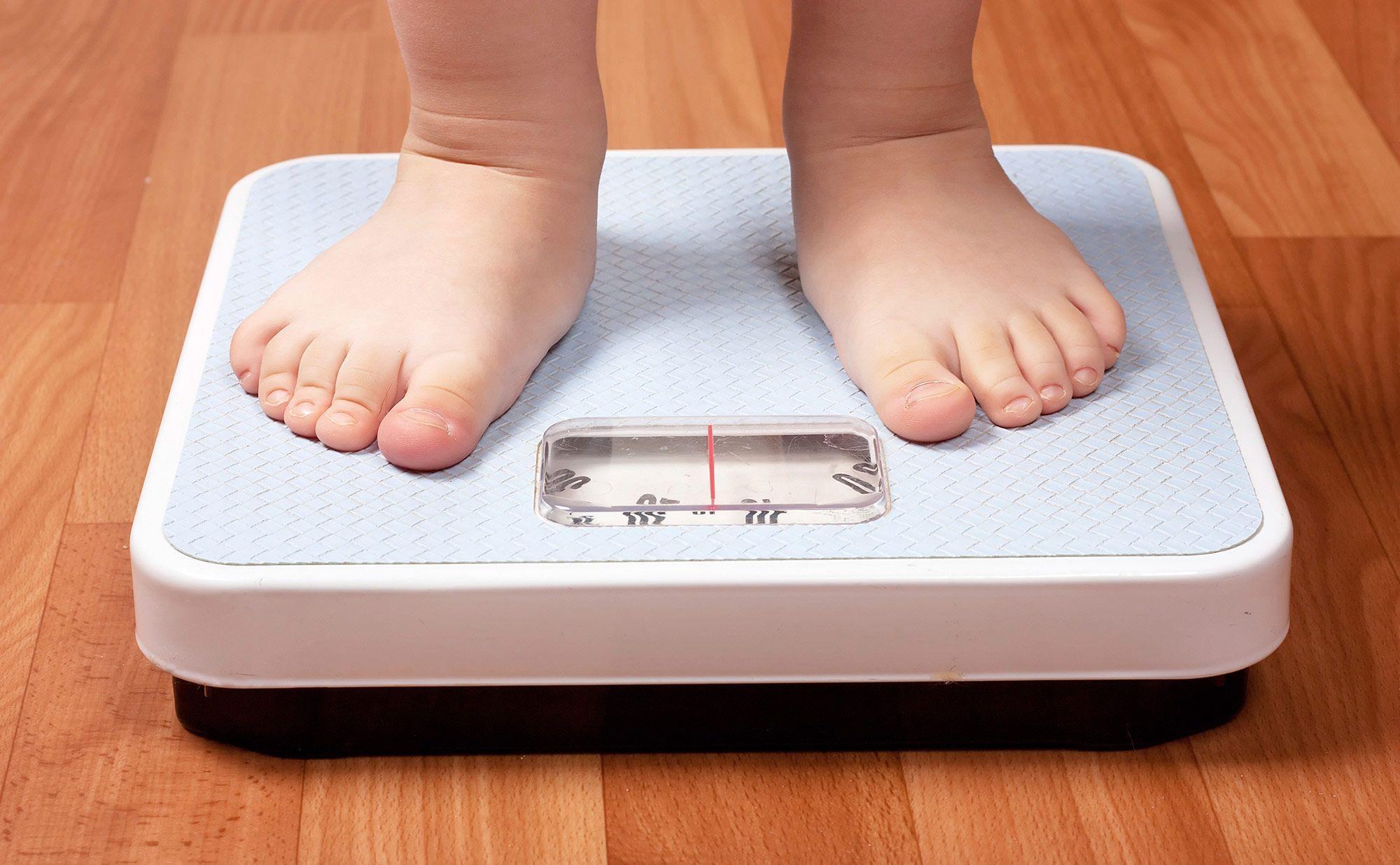 Obesidade infantil deve atingir mais de 11 milhões de crianças até 2025