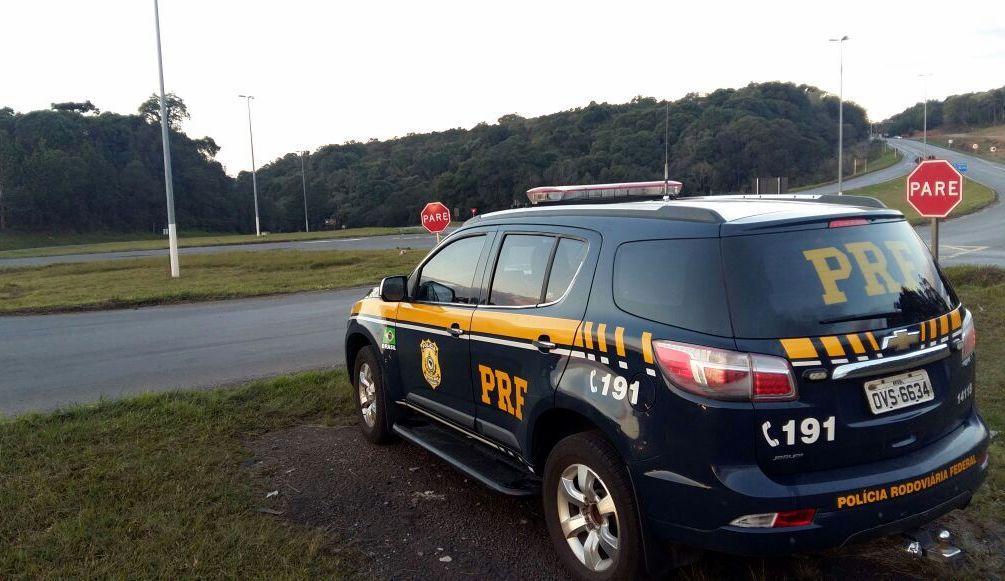 Oito acidentes foram registrados durante o feriado de Corpus Christi na BR-470 no Alto Vale