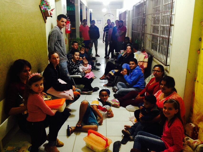 Pais chegam a ficar 60 horas na fila para conseguir matrícula em creches de Ituporanga