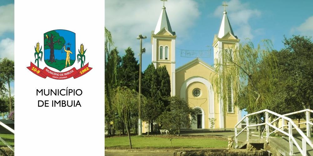 Parque de Eventos de Imbuia começa a ser preparado para festividades do município