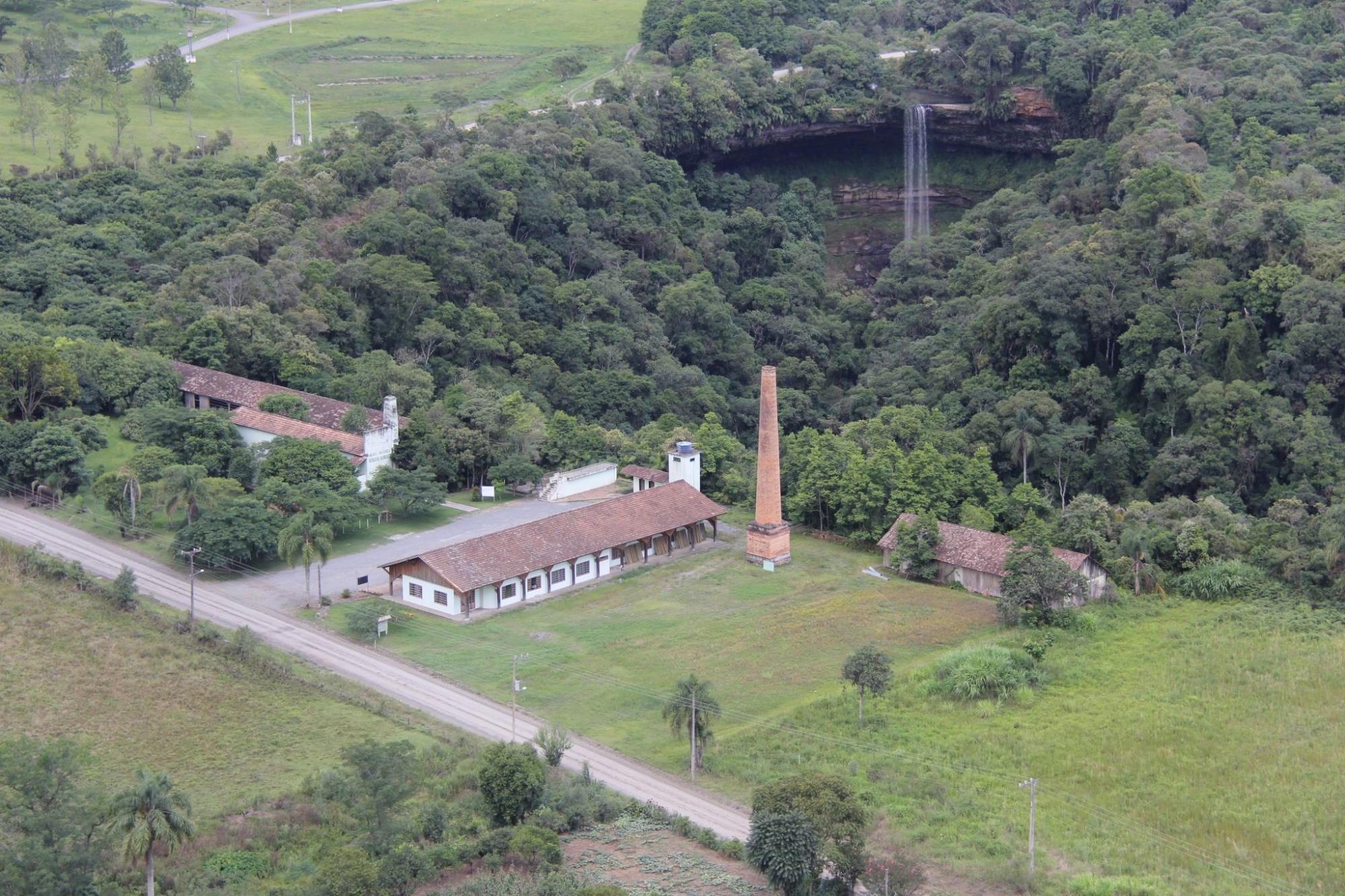 Parque Mata Atlântica recebe melhorias da administração de Atalanta