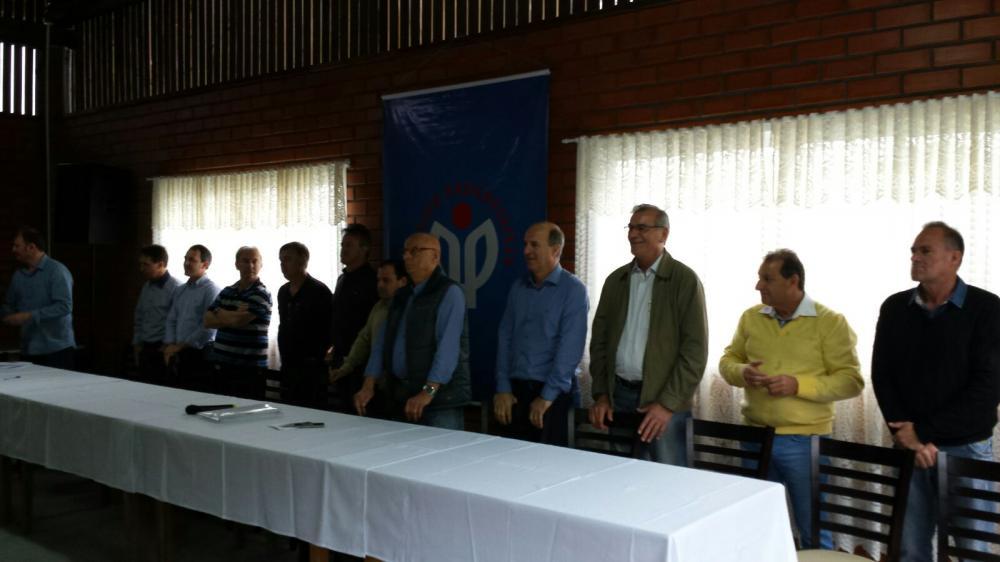 Partido Progressista promove reunião em Ituporanga