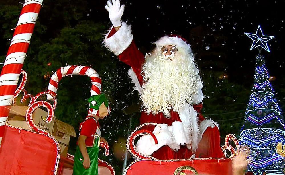 Passeata de Natal será realizada nesta sexta na comunidade do Cerro Negro, em Ituporanga