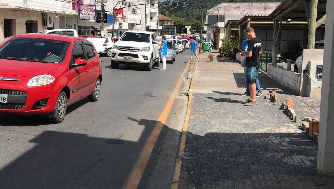 Pedágio do AMA arrecada quase R$ 12 mil em Ituporanga