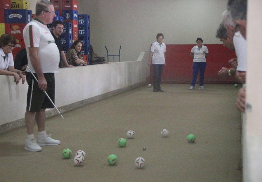 Pelo menos 100 idosos da Região da Cebola participam dos Jogos Abertos da Terceira Idade