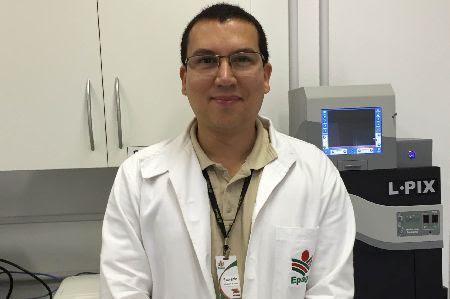 Pesquisador da Epagri de Ituporanga ganha menção honrosa no Prêmio Capes