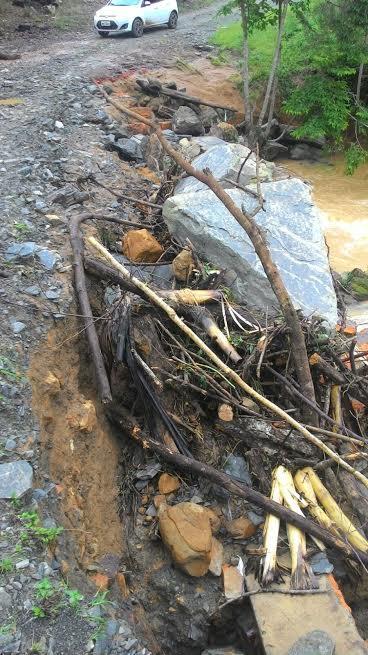 Petrolândia prepara relatório por conta dos prejuízos causados pelas chuvas