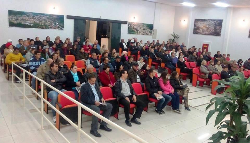 Pílula do Câncer é tema de palestra em Ituporanga