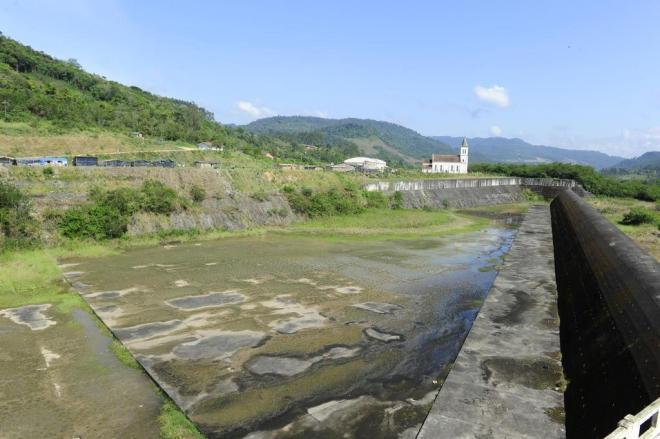 Polícia Federal fará a escolta de técnicos da Defesa Civil na barragem de José Boiteux