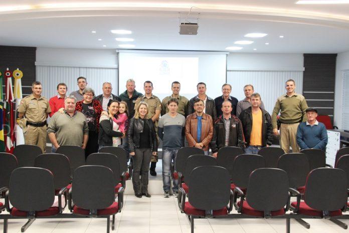 Polícia Militar apresenta programa Rede de Vizinhos e Comércio Seguro em Atalanta