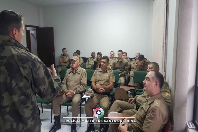 Polícia Militar e promotoria definem atendimento de ocorrências ambientais em Ituporanga