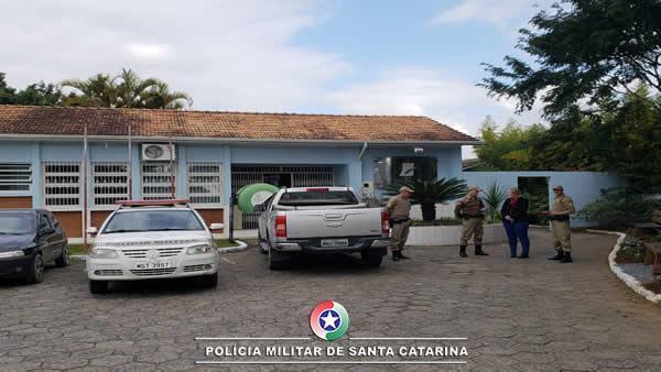 Polícia Militar inicia Rede de Segurança Escolar em Ituporanga