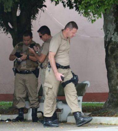 Policial Militar é atingido com três tiros durante abordagem em Ibirama