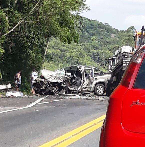 Presidente da Liga Riosulense de Futebol morre em acidente de carro