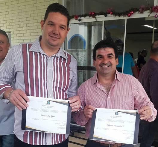 Primeira diplomação de prefeitos, vices e vereadores do Alto Vale foi realizada em Rio do Sul