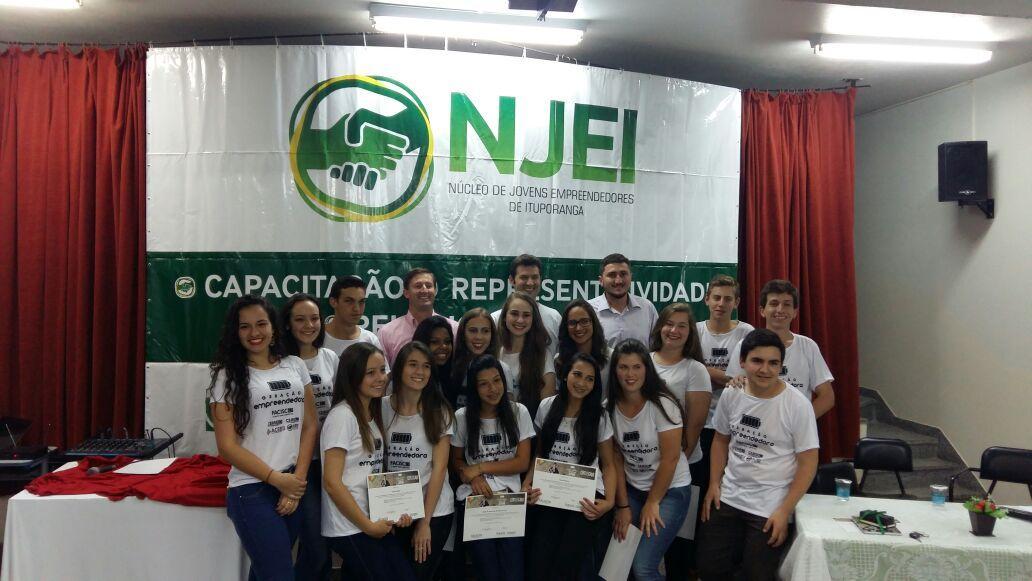 Primeira turma do projeto geração empreendedora é formada em Ituporanga