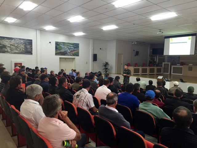 Programa Amigos da Mata Nativa reúne produtores em Ituporanga, Imbuia e Rio do Oeste