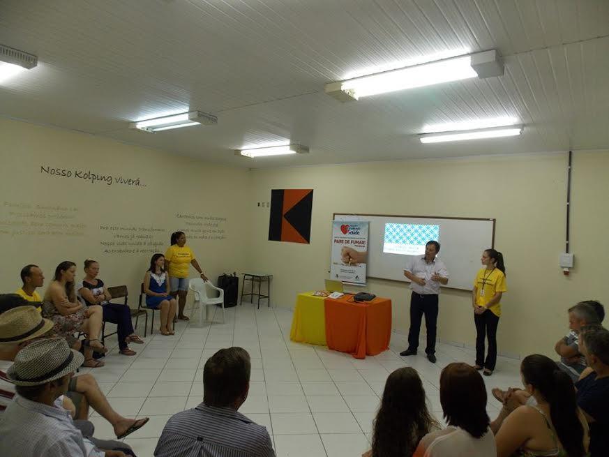 Programa Respirando Saúde inicia em Vidal Ramos