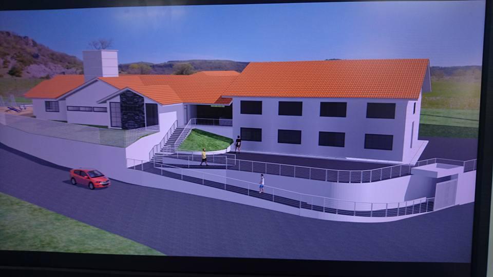 Projeto de ampliação do Centro Educacional Curt Hamm é apresentado pela administração de Ituporanga