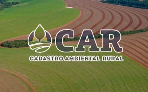 Proprietários de  imóveis rurais tem mais um ano para aproveitar os benefícios do Cadastro Ambiental Rural