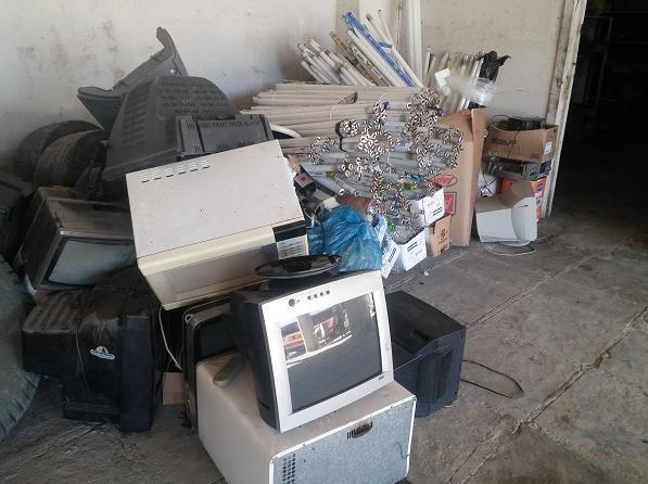 Recicla CDL recolhe cinco toneladas de lixo no Alto Vale
