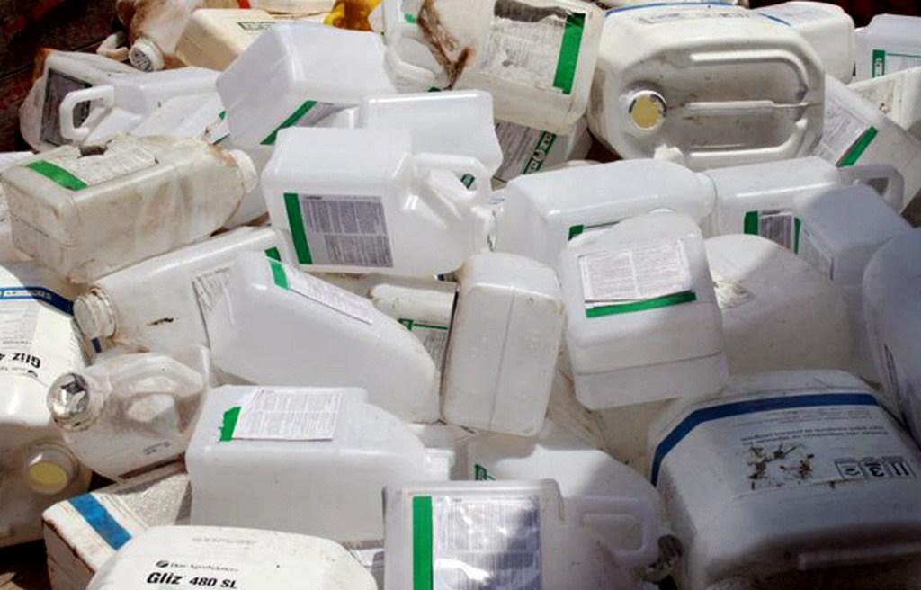Recolhimento de embalagens de agrotóxicos em Imbuia será na próxima semana