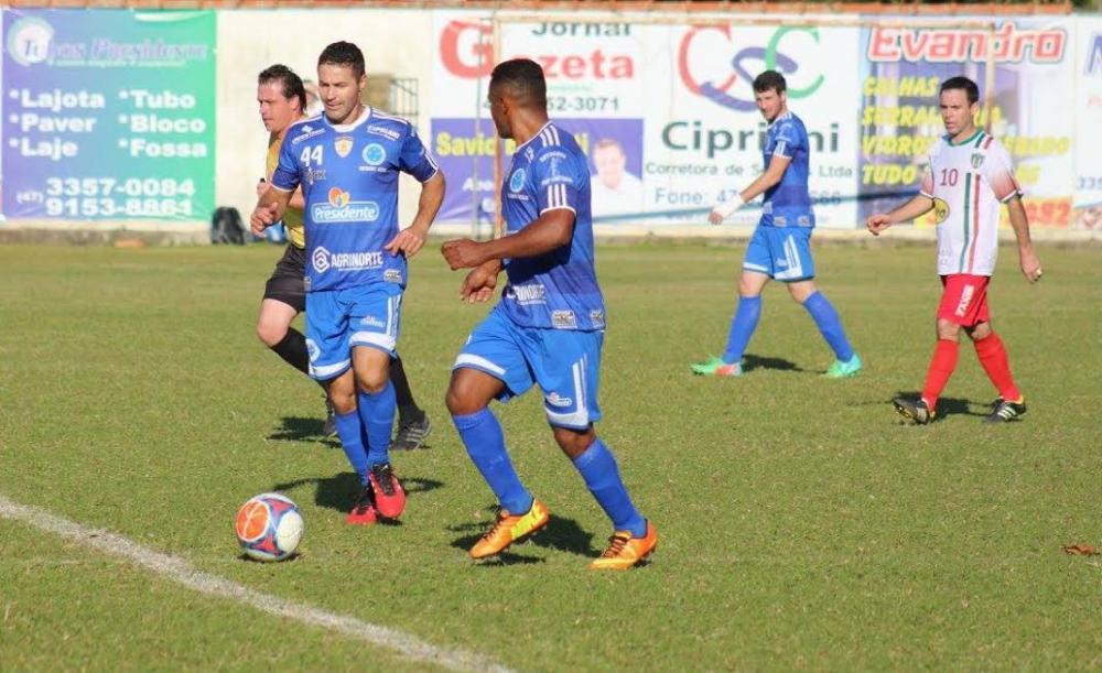 Regional: Rodada da Liga Riosulense define classificados
