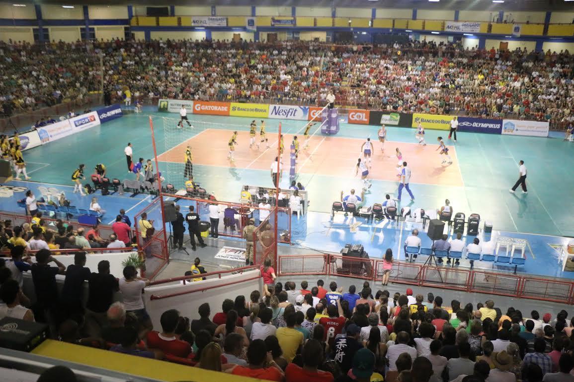 Rio do Sul joga na sexta-feira contra o time de Bernardinho na cidade de Lages