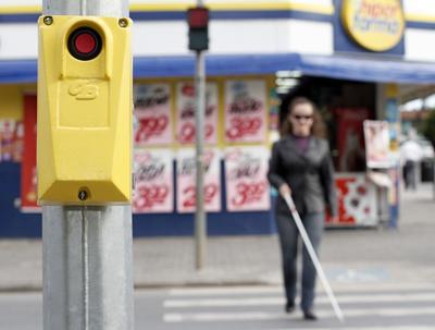 Rio do Sul terá que implantar sinal sonoro nos semáforos