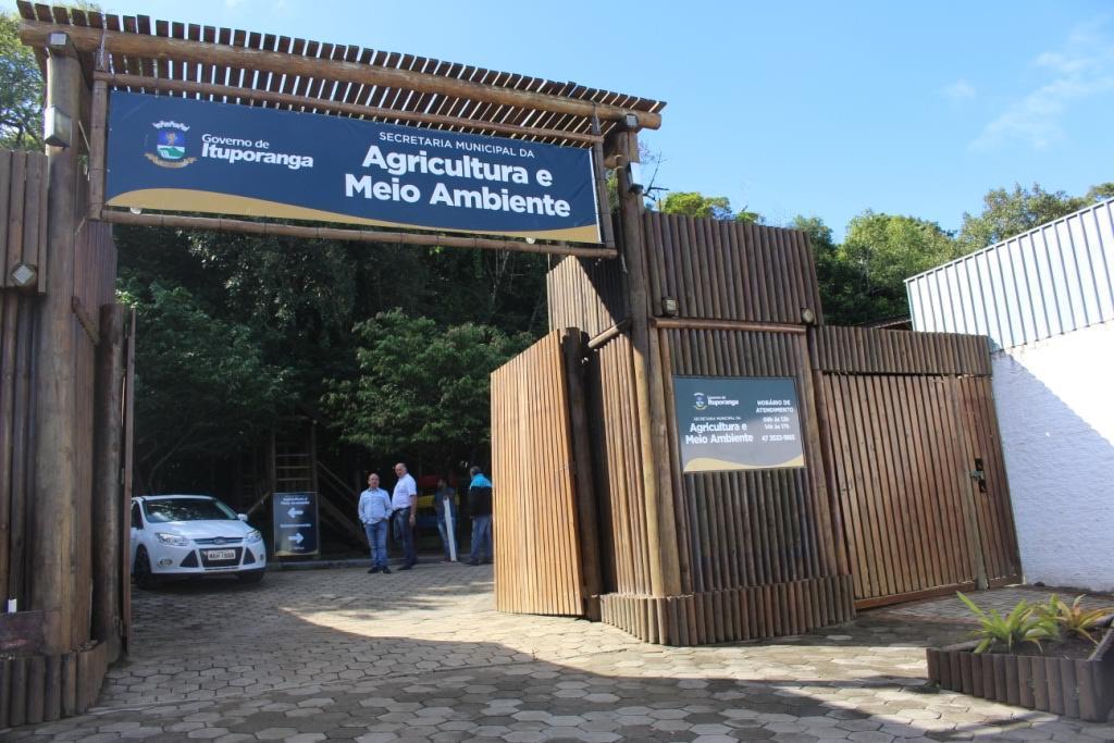 Secretaria de Agricultura de Ituporanga atende em novo endereço